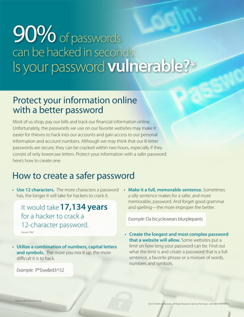 Is Your Password Vulnerable?