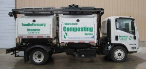 Compost Truck (Photo from www.chicagoresourcecenter.org)